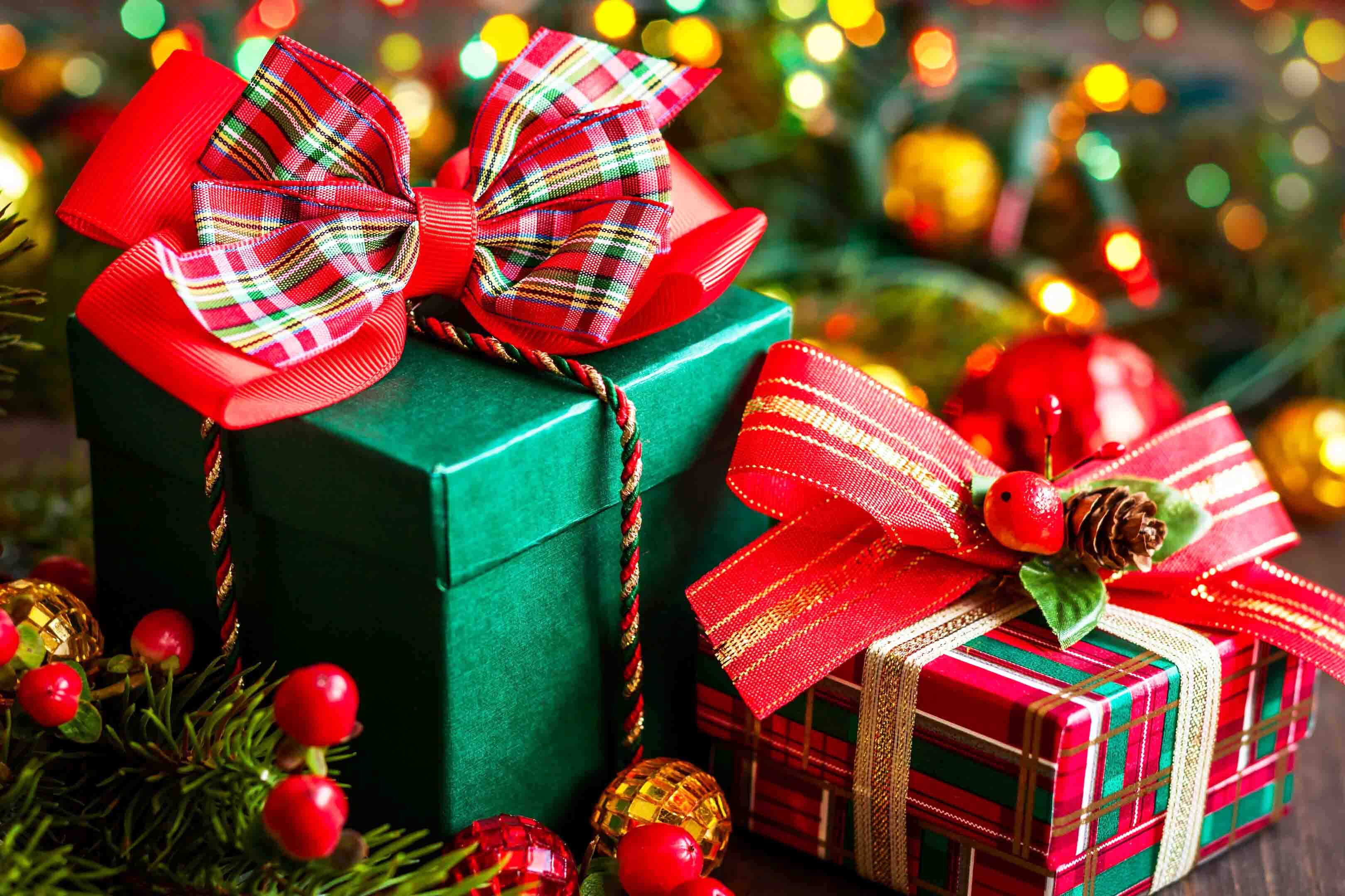Какие подарки на новый год будут в вот